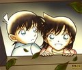 shinichi&ran - shinichi-and-ran fan art