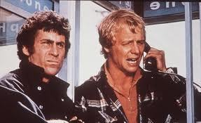 Starsky and Hutch (1975) Обои probably containing a portrait titled starsky and hutch