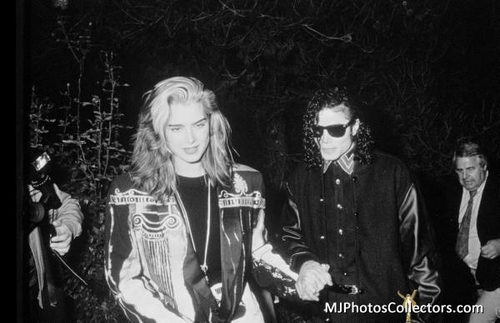 ♥ :*:* Michael and Brooke :*:* ♥