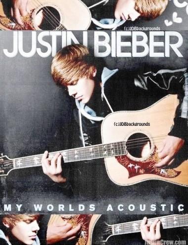 """Never Say Never"" - Justin Bieber <3."