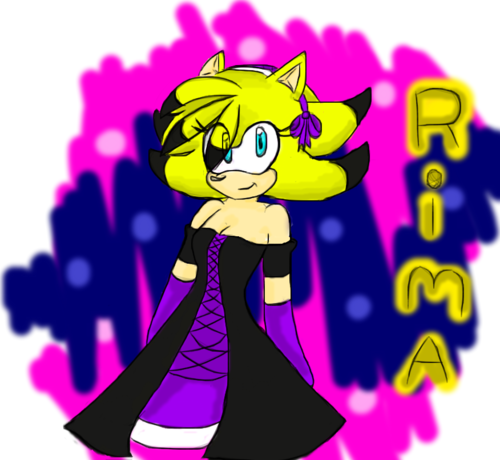 .:Rima The Hedgehog:.