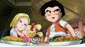 18 and her family - android-18 photo