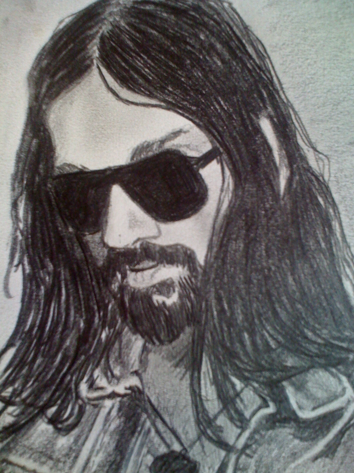 30 Seconds to Mars Drawings