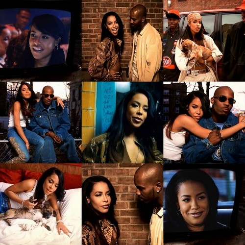 Aaliyah ft DMX Back In One Piece
