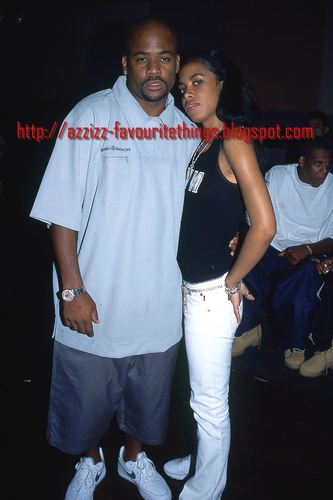 Aaliyah with Damon *rare photos* - aaliyah Photo