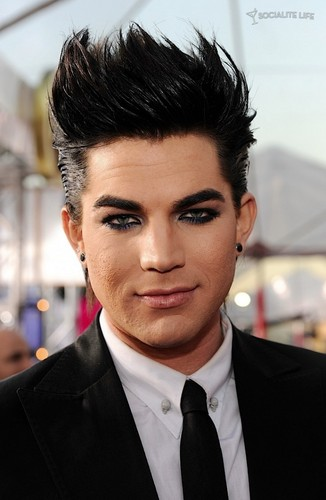 Adam Lambert wallpaper containing a business suit, a suit, and a three piece suit titled Adam Lambert