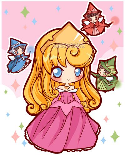 Adorable princess Aurora!