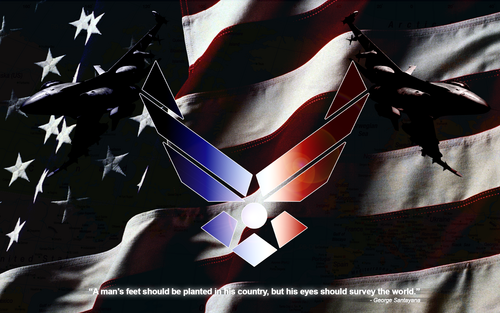 Us Air Force wallpaper called Air Force