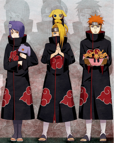 Akatsuki wallpaper entitled Akatsuki