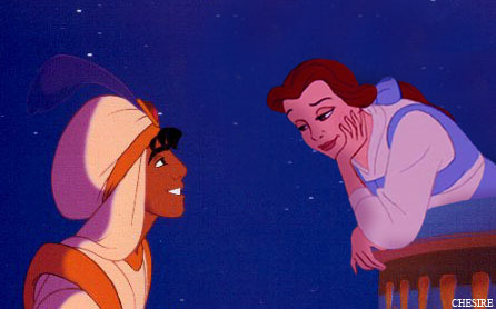 Aladdin/Belle