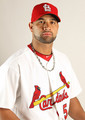 Albert Pujols 2011 Photo Day STL - baseball photo