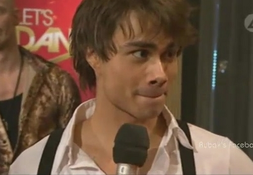 Alex in Let's dance! :)