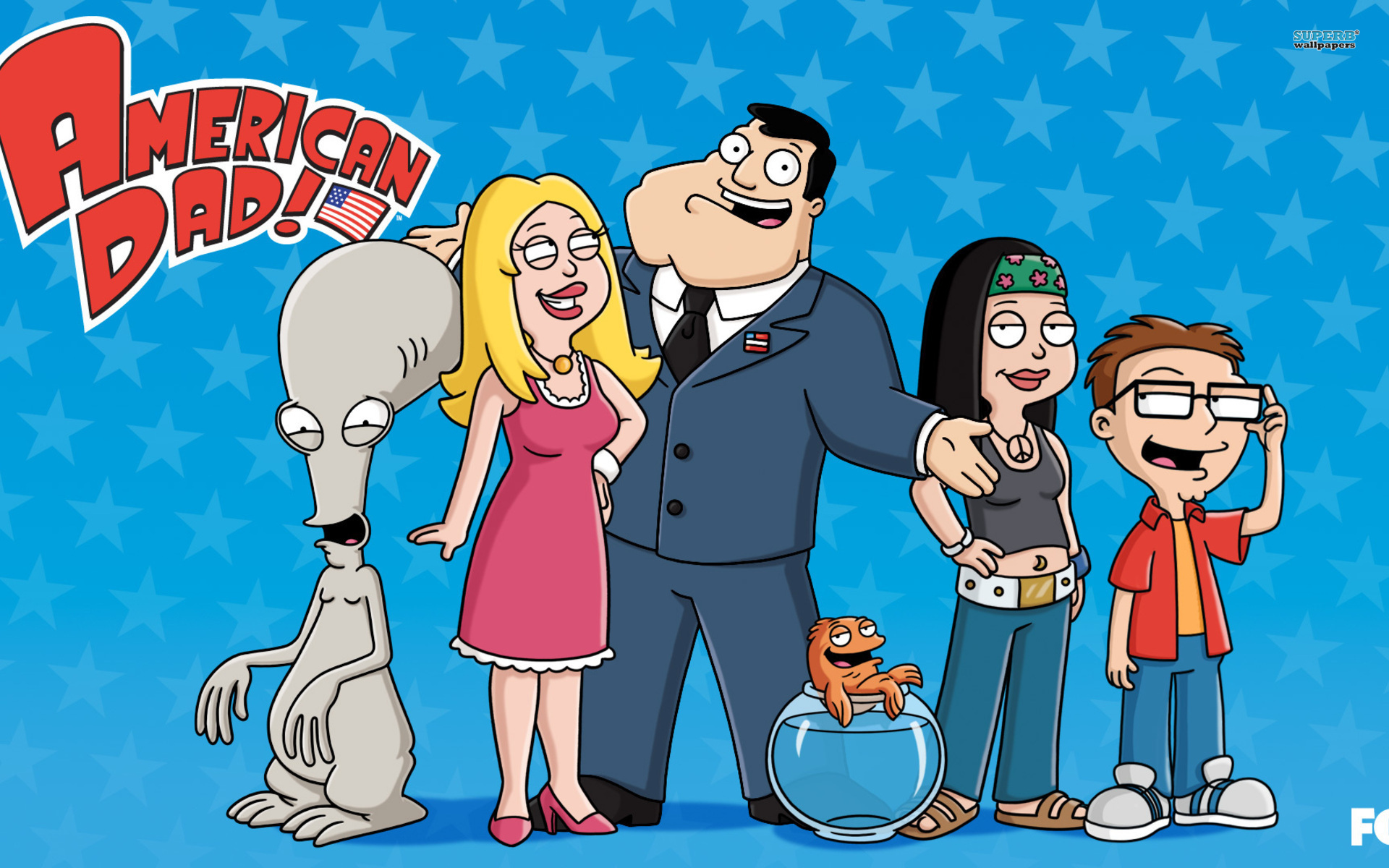 American Dad Family