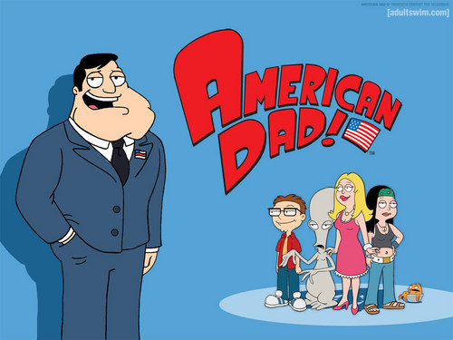 American Dad! wallpaper containing anime titled American Dad