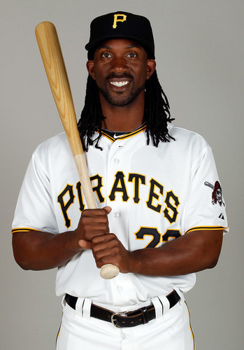 Andrew McCutchen 2011 photo jour PIT