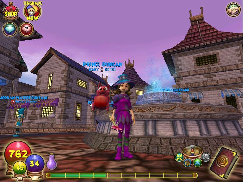 Another Shannon - wizard101 Image (20091424) - Fanpop