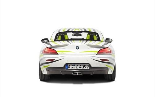 bmw Z4 99D CONCEPT CAR oleh AC SCHNITZER