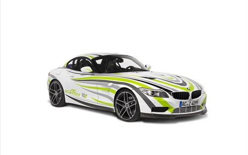 BMW Z4 99D CONCEPT CAR BY AC SCHNITZER