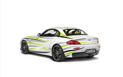 BMW Z4 99D CONCEPT CAR BY AC SCHNITZER - bmw Wallpaper