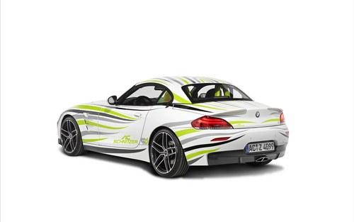 BMW Z4 99D CONCEPT CAR kwa AC SCHNITZER