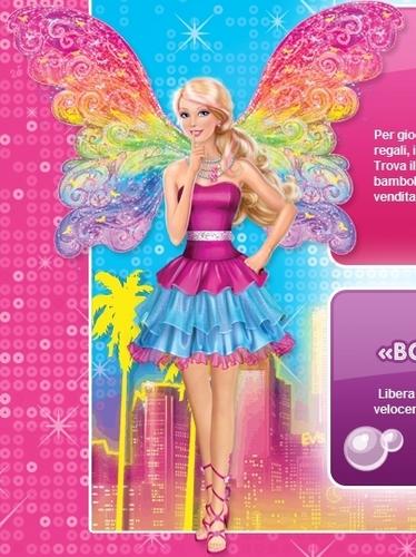 búp bê barbie FS