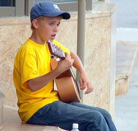 younger justin bieber. Bieber younger