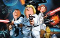 Blue Harvest - family-guy wallpaper