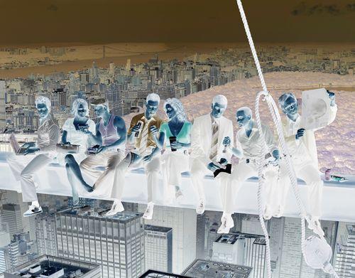 CSI: NY 壁紙 effects