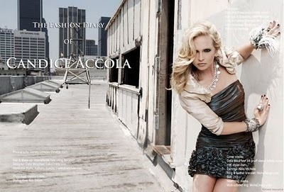 Candice Accola Regard Magazine