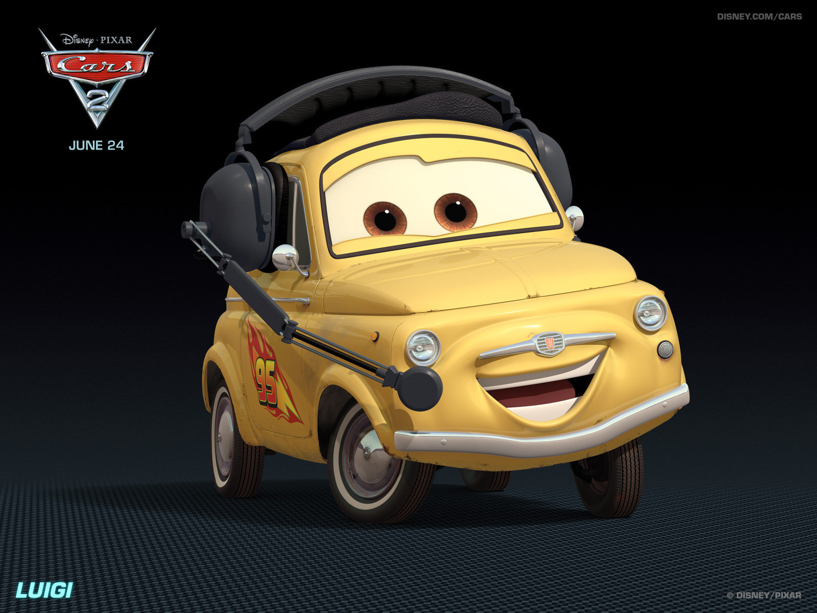 cars 2 2011 upcoming movies wallpaper 20051169 fanpop. Black Bedroom Furniture Sets. Home Design Ideas