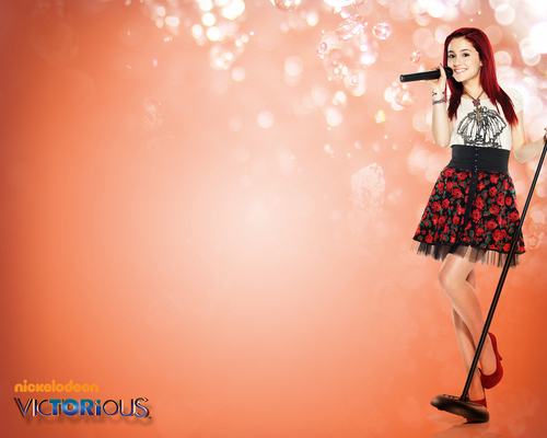 Victorious wallpaper titled Cat Valentine