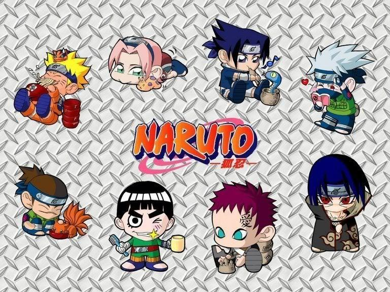 Chibi characters images chibi naruto gang hd wallpaper and chibi characters images chibi naruto gang hd wallpaper and background photos voltagebd Image collections