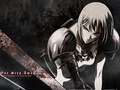 Claymore - funkyrach01 wallpaper