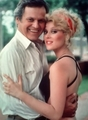 Cliff Barnes and Afton Cooper  - dallas-1978-1991 photo