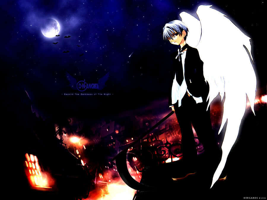 dn angel wallpaper archive
