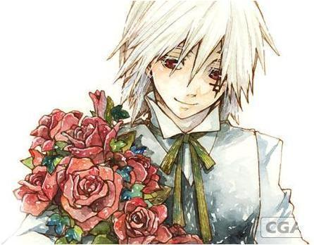 D.gray Man - dgray-man Fan Art