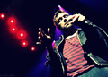 Damon Albarn on the Escape to Plastic Beach Tour