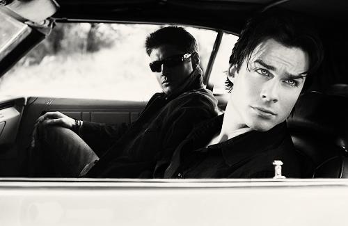 Damon & Dean