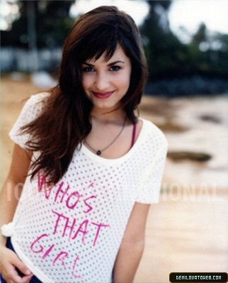 Demi lovato exclusive early photoshop!