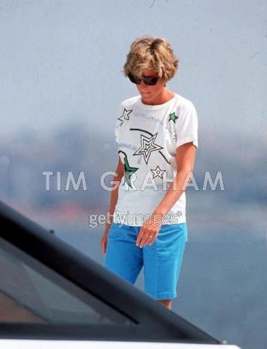 Diana Holiday In Majorca