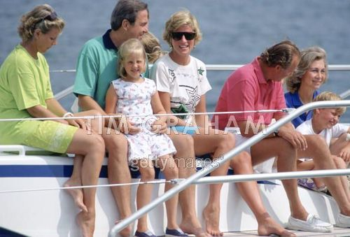 Diana Holiday In Majorca