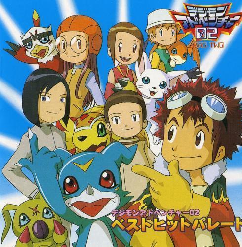 Digimon Adventures 02
