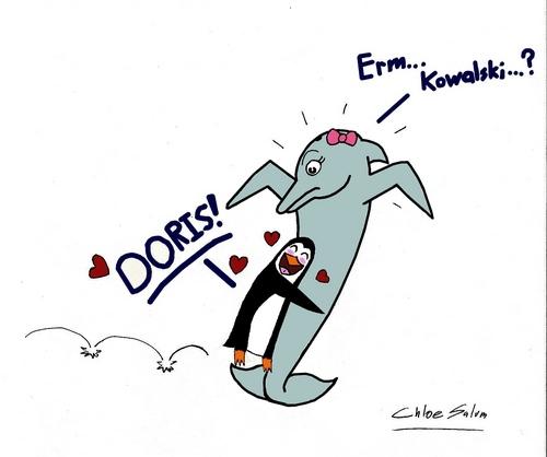 Dorski Comic! XD