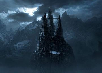 Dracula's замок