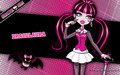 Draculaura wallpaper 1280x800