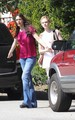 Elle Fanning Leaving ballet class (March 11, 2011)