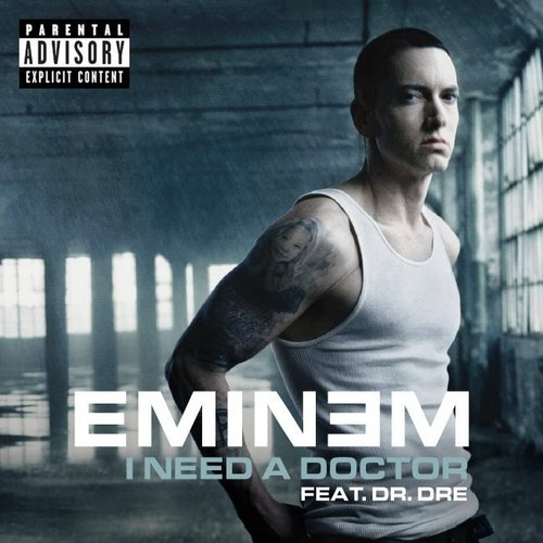 Eminem ft Dr dre and skylar grey - I Need A Doctor
