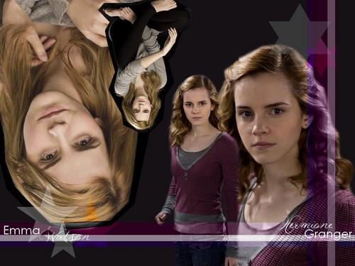 Emma Granger vs Hermione Watson :)
