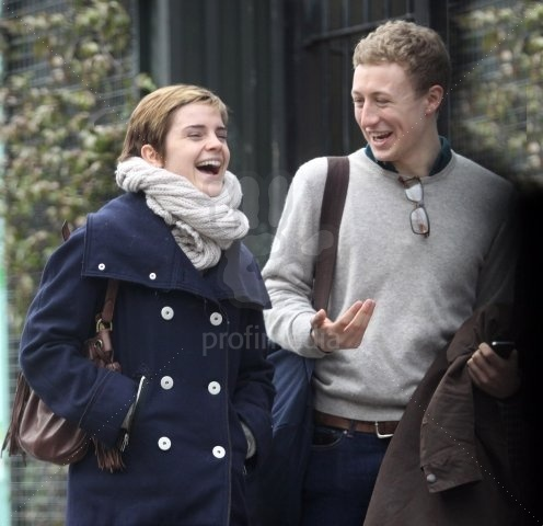 Emma in London,25 February 2011