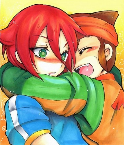 Endou e Kiyama 1